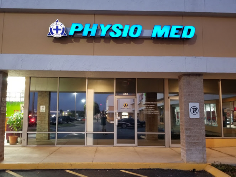 Physical Therapy in Eustis, FL